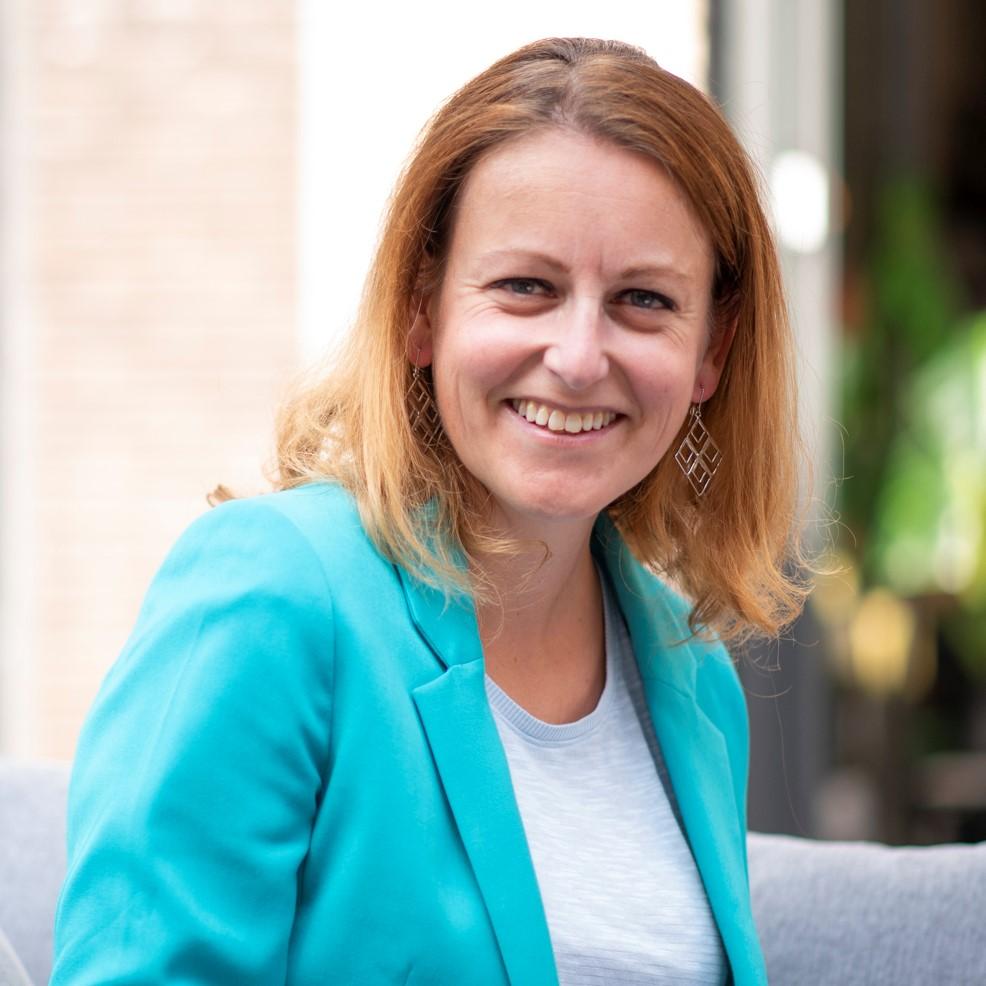 Judith van den Reek